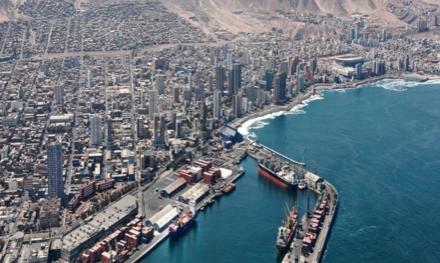 Puerto Antofagasta primero en la zona norte en implementar el Sistema Integrado Comercio Exterior (SICEX)