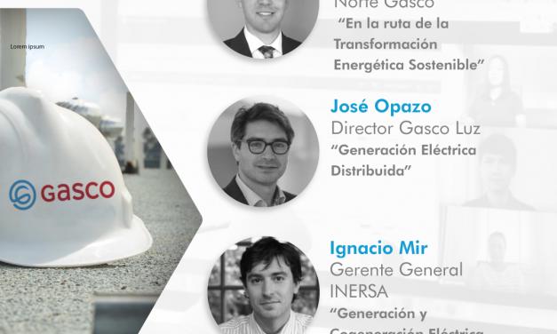 WEBINAR EFICIENCIA ENERGÉTICA PARA LA INDUSTRIA MINERA, 7 OCT. 11 AM