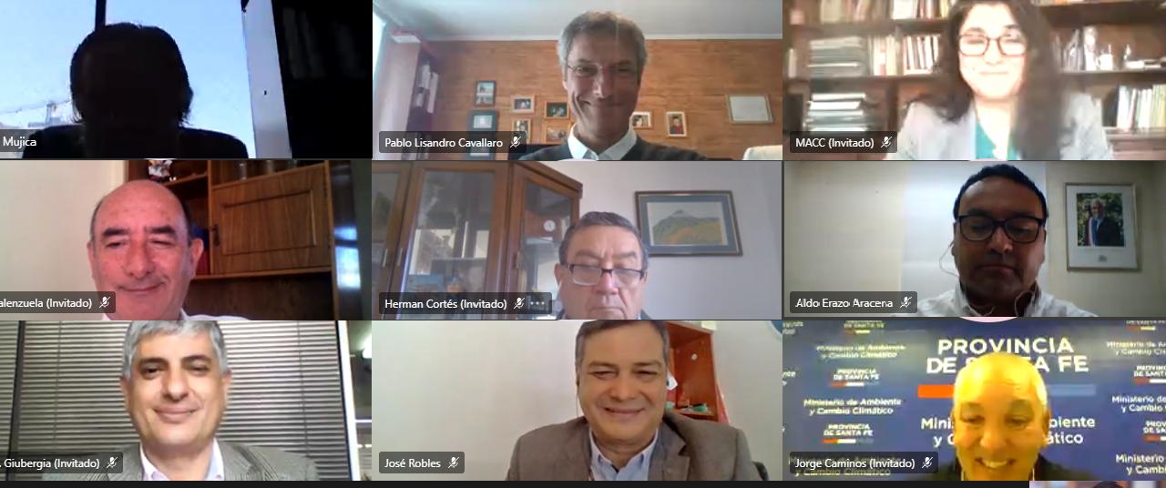 Dan a conocer proyección de la industria energética en Seminario Internacional Chile-Argentina