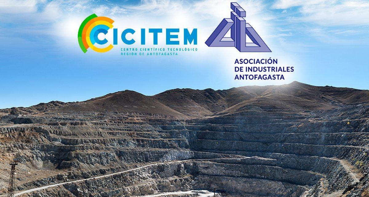 CICITEM ahora es parte de la Asociación de Industriales de Antofagasta