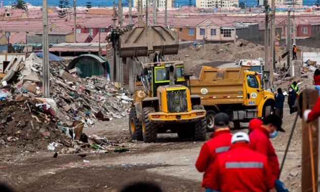 Seremi de Medio Ambiente solicita que de manera urgente se avance en acciones para erradicar vertederos y quemas ilegales en Antofagasta