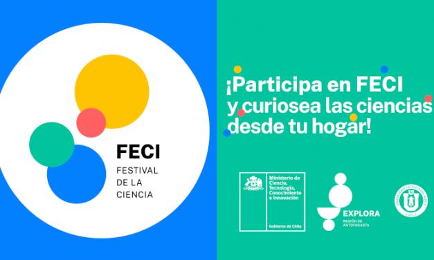 Múltiples actividades para la comunidad en Festival de la Ciencia del PAR Explora Antofagasta