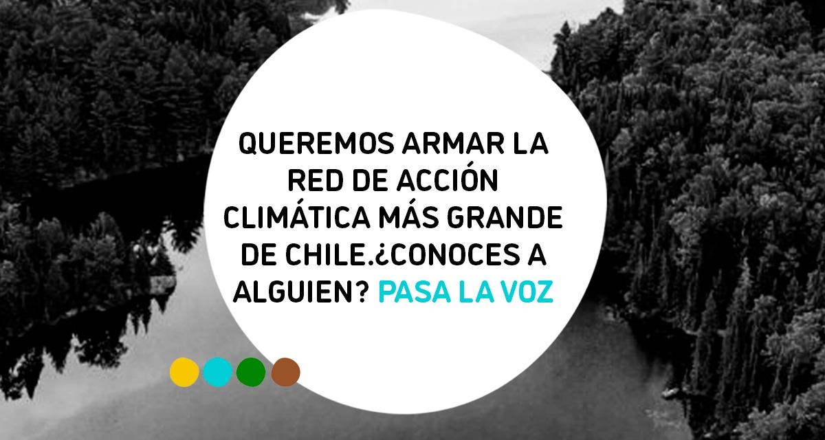 Invitan a la ciudadanía a sumarse a la Red de acción climática del programa Re-Acciona por el Clima