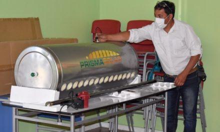 Con jornadas de capacitación avanza convenio entre Distrito Norte y Unión Comunal por instalación de 300 calefactores solares