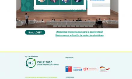Más de 2 mil personas de todo el mundo participaron del Summit para fomentar el desarrollo del hidrógeno verde en Chile