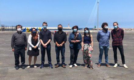 Mediante siete propuestas artísticas se dio el vamos a SACO9 en el Sitio Cero de Puerto Antofagasta