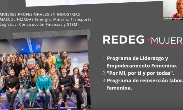 Webinar Mujeres Empresarias en la Industria Energética ¿Qué nos falta?