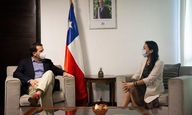 Daniela Barría asume como nueva Seremi de Ciencia de la Macrozona Norte