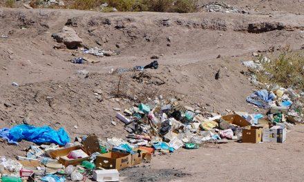 Más de 600 toneladas de escombros son retirados en operativo sanitario realizado por Mainstream Renewable Power, Municipalidad de Calama y Seremi de Medio Ambiente