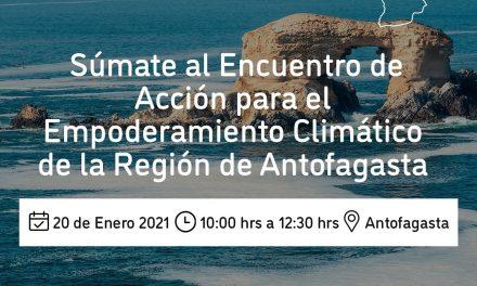 Invitan a participar en Encuentro Regional para el Empoderamiento Climático