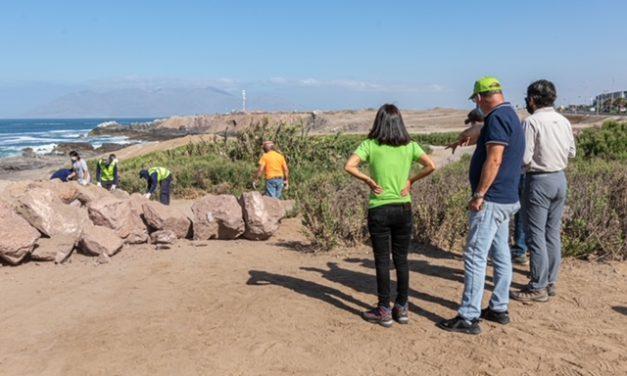 Cierre provisorio al Santuario de la Naturaleza Humedal Aguada de La Chimba