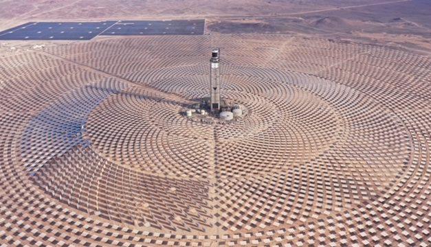 Corfo Antofagasta becará a profesionales y técnicos como operadores y mantenedores de plantas de Concentración Solar de Potencia