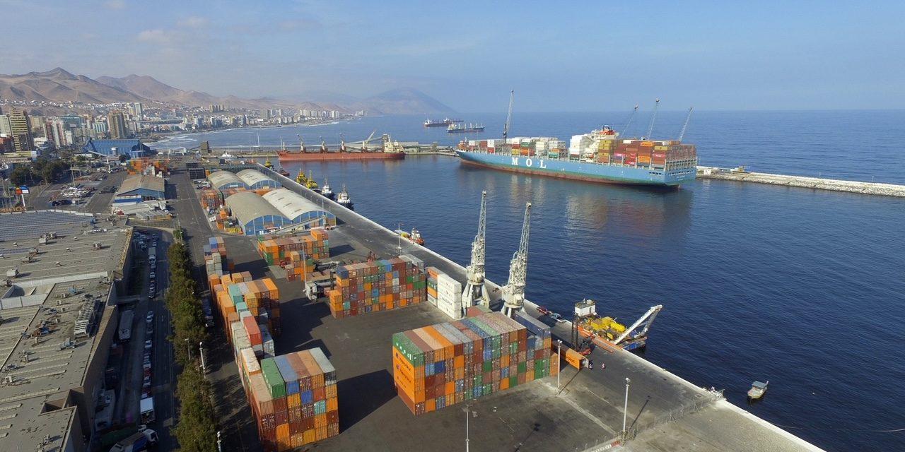 Programa Plataforma Logística de Corfo impulsa la digitalización de puertos regionales