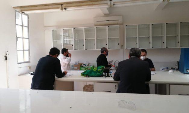 CICITEM comienza proceso de implementación de sus nuevos laboratorios