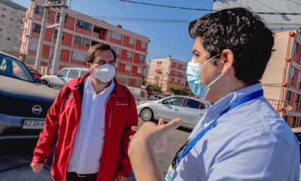 Mil conductores del transporte público se realizan PCR y reciben educación preventiva para evitar contagios