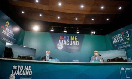 Gobierno valora inicio del plan nacional de vacunación y destaca que 9.176 personas fueron inmunizadas el primer día en la Región de Antofagasta