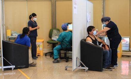 Más de mil 500 trabajadores(as) de la educación de la comuna serán inmunizados contra el Covid-19 en el Hospital del Cobre