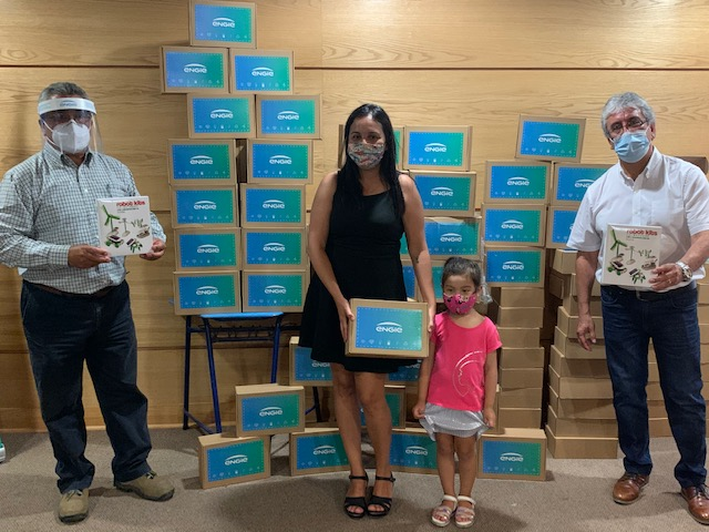 En medio de la pandemia: ENGIE llevó alegría a 1.500 niños de la región de Antofagasta