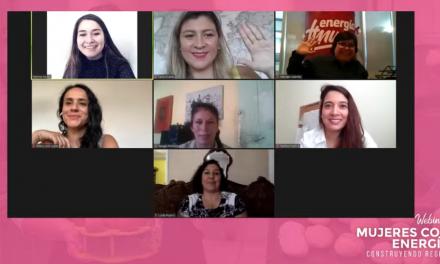 Clúster de Energía y Cerro Dominador realizan Webinar para mujeres proveedoras