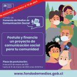 Ministro Vocero de Gobierno Jaime Bellolio anuncia extensión del plazo de postulación al Fondo de Medios 2021