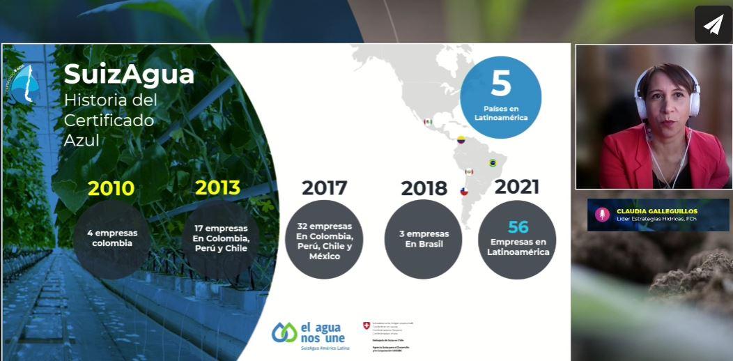 Certificado Azul: la alianza público-privada que afronta los desafíos en la gestión sostenible del agua