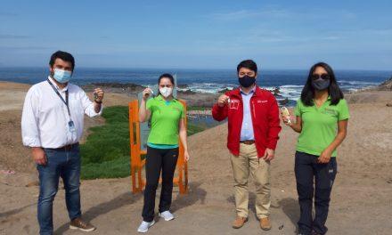 Cierran acceso vehicular para evitar el daño ecológico al Santuario de La Naturaleza Aguada La Chimba