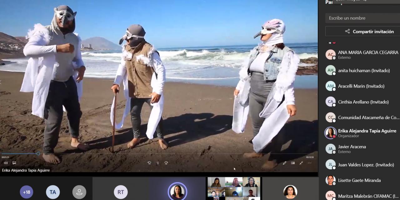 Con ceremonia virtual finalizan proyectos ambientales financiados por el FPA