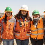 Atlas Renewable Energy impulsa la contratación de mujeres en la construcción de su planta Sol del Desierto