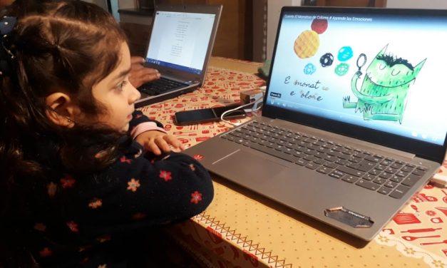 Educación equitativa en un escenario virtual