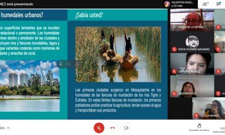 Realizan conversatorio ambiental para conmemorar el Día Mundial de la Tierra