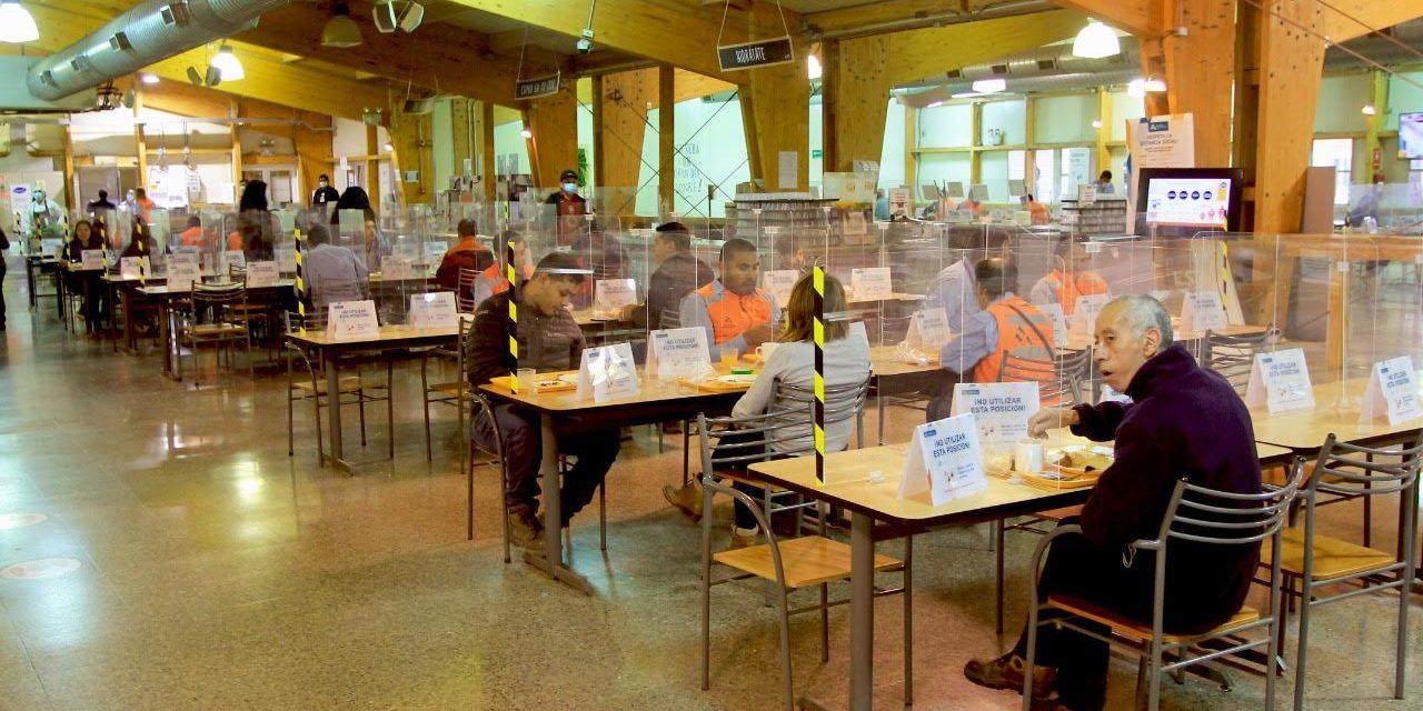 Antofagasta Minerals refuerza medidas preventivas en sus operaciones y proyectos