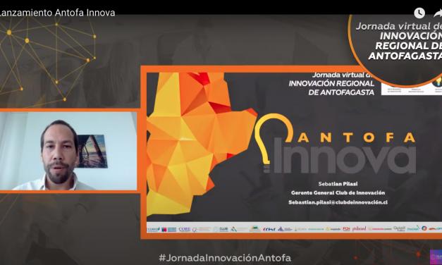 Más de 200 emprendedores y pymes participaron de la Jornada de Innovación Regional de Antofagasta
