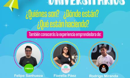 ¿Quiénes son, donde están y que están haciendo?: UCN realizará primer seminario de Emprendedores Universitarios