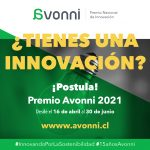 Premio Nacional de Innovación Avonni abre postulaciones 2021