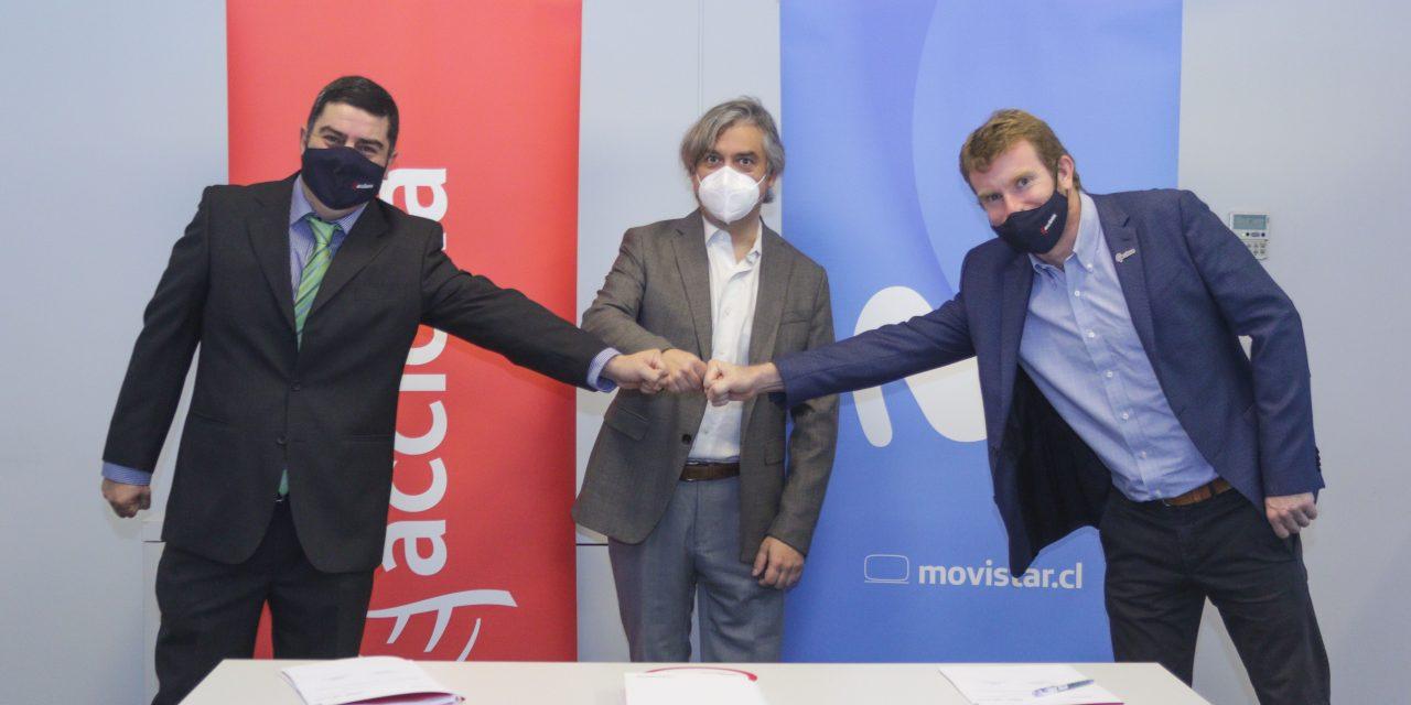 Movistar transformará gran parte de su suministro eléctrico en renovable de la mano de Acciona