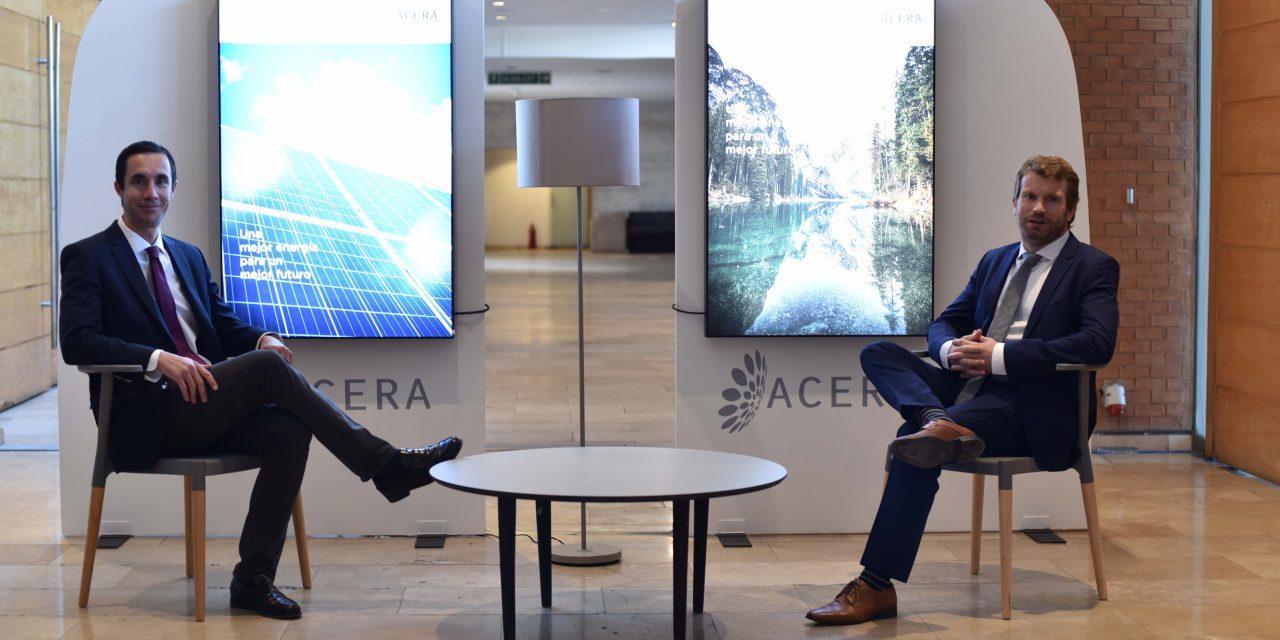 ACERA realizó su encuentro anual destacando el gran avance de las energías renovables en Chile y el mundo