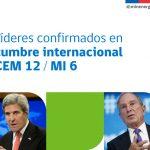Chile será anfitrión de la cumbre de energías limpias que reúne a las principales economías del mundo