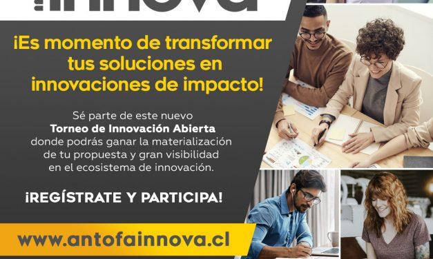 Antofa Innova: Emprendedores podrán postular soluciones tecnológicas para el norte de Chile