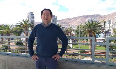 Ingeniero en acuicultura asume como jefe regional de Indespa en Antofagasta