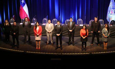 """Jonathan Velásquez Ramírez, Alcalde de Antofagasta """"VOY A TRABAJAR POR EL FUTURO DE LA CIUDAD"""""""