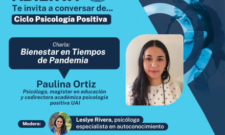 Charla online invita a cuidar el bienestar emocional en tiempos de pandemia