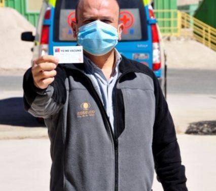 Distrito Norte impulsa que más del 80% de sus trabajadores y colaboradores estén vacunados contra el Covid-19