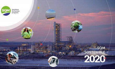 SQM ratifica compromiso con la sostenibilidad en reporte de desempeño 2020