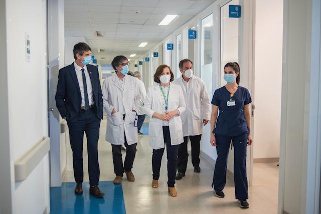 """Ministro de Ciencia: """"Janssen es la quinta vacuna que se autoriza en nuestro país y además es una vacuna que se probó en Chile"""""""