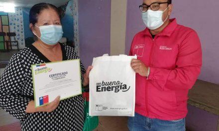 Biministro de Energía y Minería invita a las familias de la región de Antofagasta a participar en el programa con Buena Energía