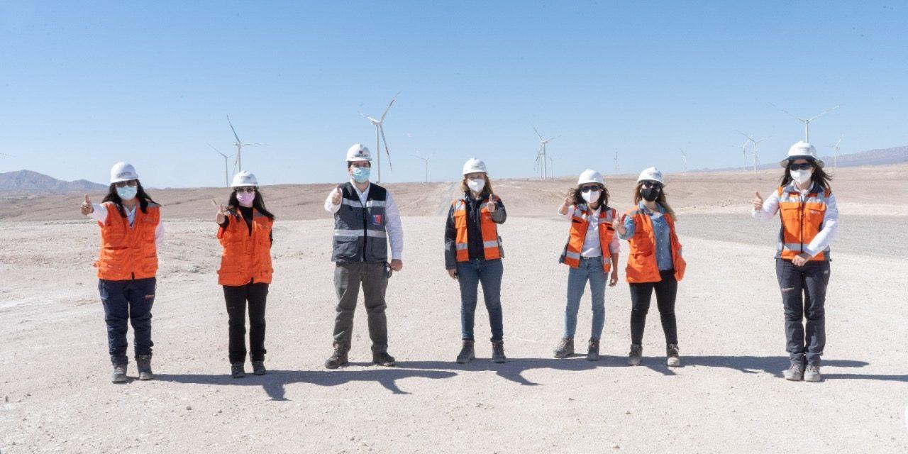 """Mainstream logra la energización de los cuatro parques de energía renovable del portafolio """"Cóndor"""""""
