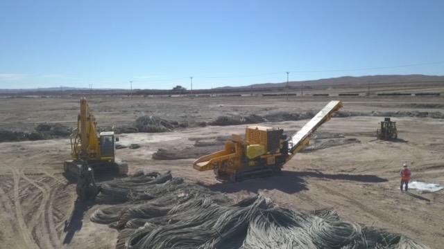 Tecnología al servicio de la sustentabilidad: Minera Antucoya impulsa reciclaje y economía circular