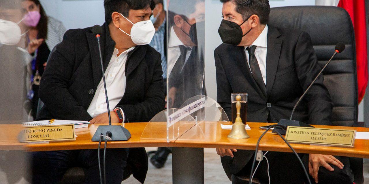 Gobernador Regional compromete financiamiento para dar término a la quema ilegal de basura y escombros en el sector La Chimba de Antofagasta