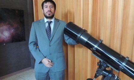 Dr. Maximiliano Moyano asume como nuevo director del Instituto de Astronomía UCN