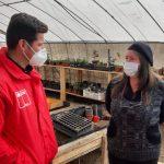 Seremi del Medio Ambiente visitó Taltal para conocer en terreno proyectos financiados por el FPA